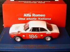 Alfa romeo 1600 gta #186 targa florio 1970 rinaidi radicle m4 7164 1/43 giulia