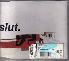 Slut-It Was Easier cd maxi single