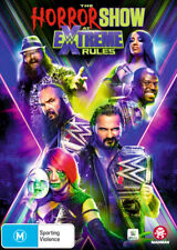 WWE: EXTREME RULES 2020 (2020) [NEW DVD]