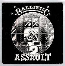 VARIOUS-ballistic 2nd assault     ballistic LP   (hear)   reggae
