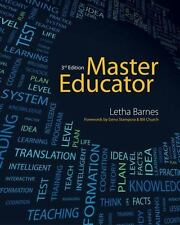 Master Educator: Student Course Book by Letha Barnes.