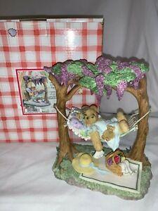 Cherished Teddies Sophie 2003 Membears Only Figurine CT0033