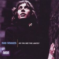 Rab Noakes - Do You See The Lights? [CD]