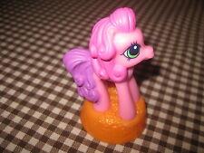 My little Pony McDonald's Pink & Orange PVC Figurine Cake Topper 2007