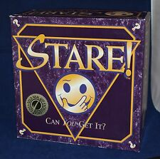STARE! Game Can You Get It?  2 to 10 Players/Teams Ages 10 & Up Recall Details