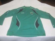 Jako FC Wacker Innsbruck Football Club Jersey Men's XL Green Long Sleeve ~ 1431