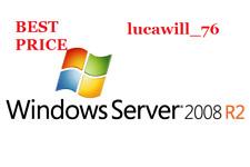 MSFT Windows Server 2008 R2 Standard and Enterprise - 64 BIT - FULL RETAIL+!+!@