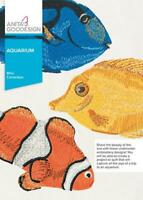 Aquarium Anita Goodesign Embroidery Machine Design CD NEW