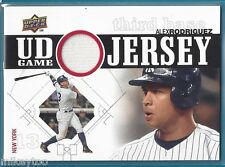 Alex Rodriguez - Upper Deck Game Used Jersey - #UDGJ-RO - Nice Card!
