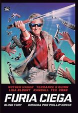 Blind fury - Furia ciega  (DVD)