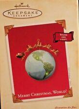 Hallmark Keepsake Ornament - MAGIC - MERRY CHRISTMAS WORLD       20