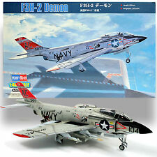 HOBBY BOSS 1/48 MCDONNELL F3H-2 DEMON *ADVANCED KIT OVER 230PCS + PHOTO-ETCH