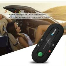 Multipoint Bluetooth Hands Free Car Auto Wireless Visor Clip Speakerphone RF
