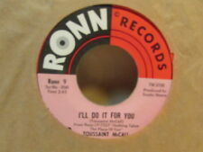 RONN 45RPM RECORD TOUSSAINT MCCALL (I'LL DO IT FOR YOU) TM 2138