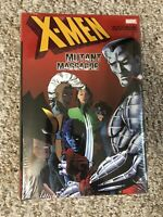 OOP New Sealed X-Men Mutant Massacre Omnibus