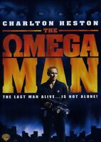 The Omega Man [New DVD] Amaray Case, Dubbed, Repackaged, Subtitled, Widescreen