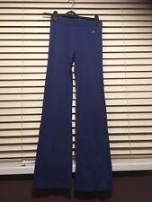 Women's Kiamba Long Blue Fitness Bottoms Size 12 Long