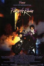 "Prince Purple Rain Reproduction Movie Poster   24"" x 36"""