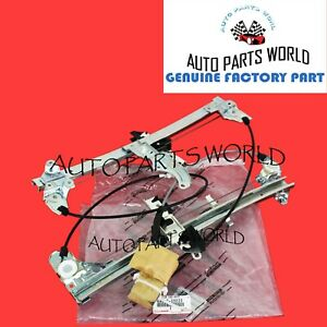 GENUINE TOYOTA 03-09 4RUNNER REAR BACK DOOR POWER WINDOW REGULATOR 69807-35020