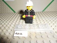 LEGO  VINTAGE   MINIFIG   OMINO  fireman  6382  6389