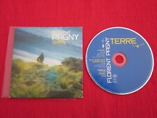 CD SINGLE FLORENT PAGNY TERRE 2000