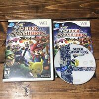 Super Smash Bros. Brawl (Wii, 2008)- Complete