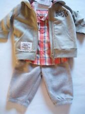 Matalan Casual Checked Outfits & Sets (0-24 Months) for Boys
