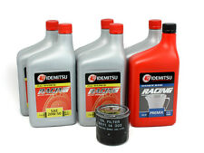 Mazda RX8 Oil Change Kit with Idemitsu 20-50, Filter, and Pre-Mix -- SE3P RX-8