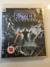 Star Wars: The Force Unleashed (PS3) - Game  LAVG The Cheap Fast Free Post