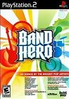 Band Hero (Sony PlayStation 2, 2009) NEW FACTORY SEALED L@@K