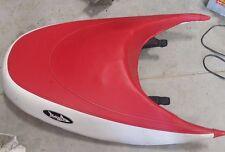 Sea Doo WAKE 155 4-tec 06 GTX rear passenger single seat cushion cover foam RED