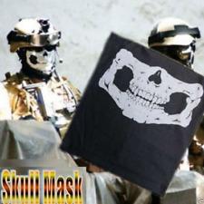 Skull Bone Bandana Mask Scarf Skeleton Motorcycle Headband Ski Face Neck Jaw USA