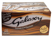 Galaxy Instant Hot Drinking Chocolate 50 Sachets - Just Add Water