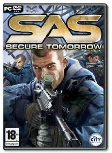 SAS Secure Tomorrow for PC (2008, DVD)