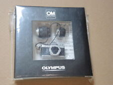 New Unopened Olympus OM-1 miniature w/ 2 lenses Limited Rare Collectible Toy