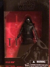 Star Wars The Black Series KYLO REN 3.75 inch figure - New