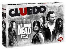 Cluedo The Walking Dead AMC Edition Spiel Gesellschaftsspiel Brettspiel deutsch