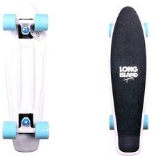 "Long Island Vinyle Cruiser Buddy 22,5"" Ice Grip Rétro Cruiser Mini Skateboard"