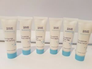 6pc Hildegard Braukmann Couperose Rosacea sensitive skin travel sample size pack
