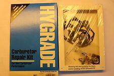 Ford Autolite 1100 1 V Vergaser Überholkit R6 177,200 und 250cui