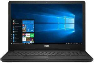 "Dell Inspiron 15 3567 15.6"" Laptop Intel Core i3-7130U 2.7GHz 8GB DDR 1TB HD 620"
