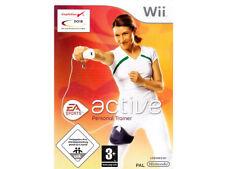 ## EA Sports Active 1 Personal Trainer - Nintendo Wii Spiel - TOP ##