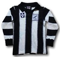 Retro Collingwood Jason Knitting Mills VFL Football Jumper Guernsey Size 8-10