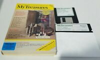 My Treasures for IBM / Tandy  Collection tracker software