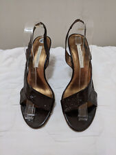 7b32ce50dd5a55 Twelfth Street by Cynthia Vincent Patent leather slingback shoe