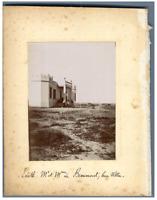 Tunisie, Mr. et Mme de Beaumont, Leur Villa Vintage print.  Tirage citrate