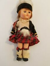 Vintage GINNY by VOGUE - Scottish Girl FREE SHIPPING!!!