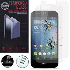 2 Films Verre Trempe Protecteur Protection Pour Acer Liquid Z320/ Z330