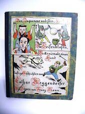 Lothar Meggendorfer Geschichten 1.Auflage und 3. Auflage