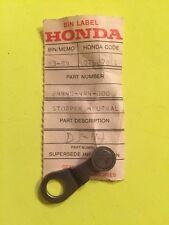 GENUINE Honda NOS 24440-444-000 Neutral Stopper 79-82 CR125